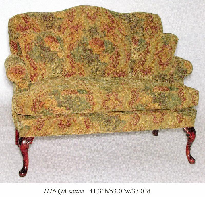 CarolinaSeatingcom Queen Anne Chair