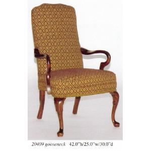 Wood Arm Chair Image